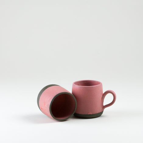 Elements Ruby Dust Cup & Mug