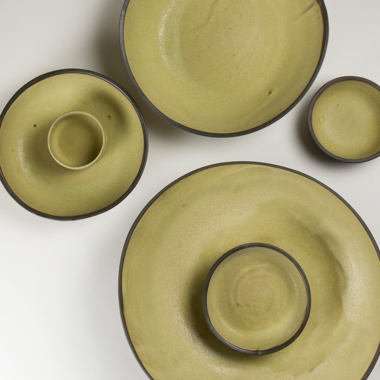 Elements Yellow Ore Bowls 2