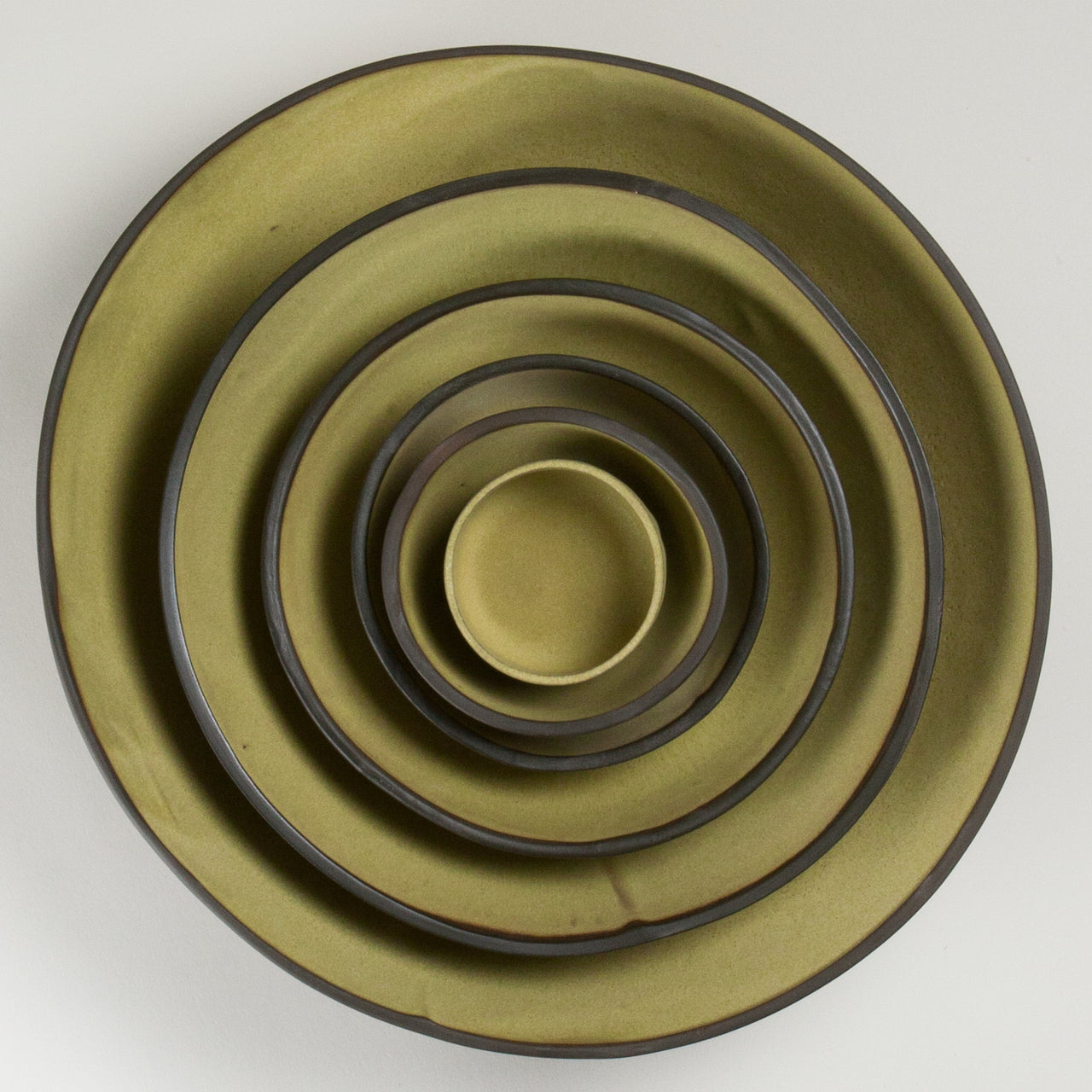 Elements Yellow Ore Bowls