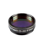 "Zhumell 1.25"" High Performance O-lll Telescope Filter"