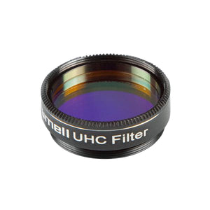 "Zhumell 1.25"" High Performance Ultra High Contrast UHC Filter"