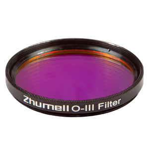 "Zhumell 2"" High Performance O-lll Telescope Filter"