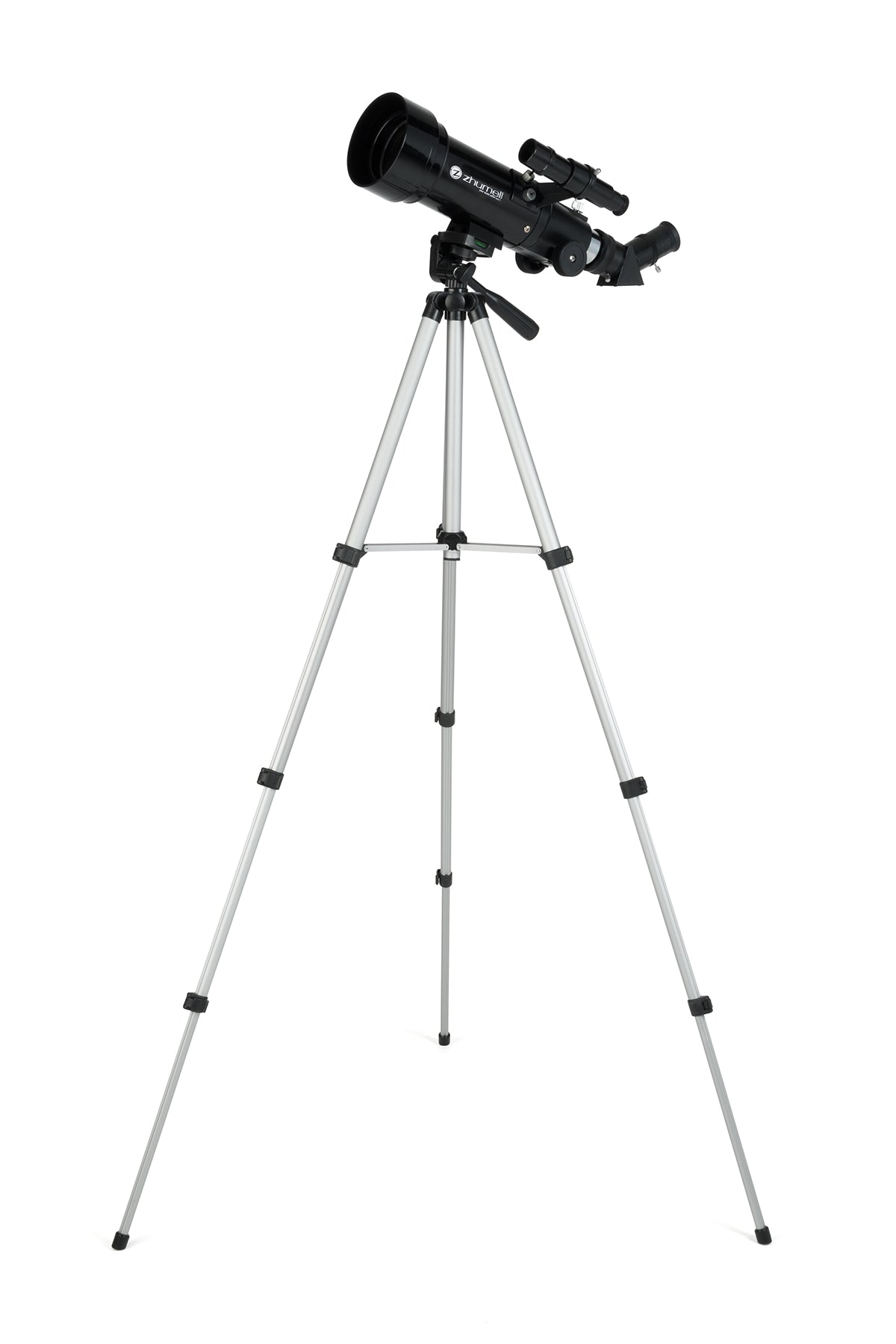 Zhumell Portable 70mm AZ Refractor Telescope with