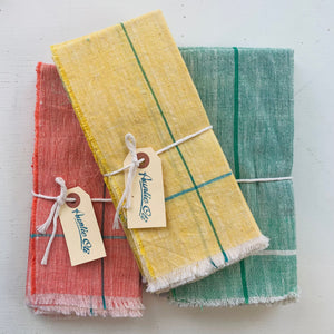 Colorful Napkin Set
