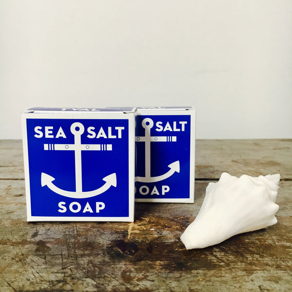 Swedish Dream Sea Salt Soap