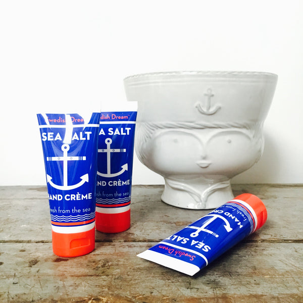 Swedish Dream Sea Salt Hand Creme