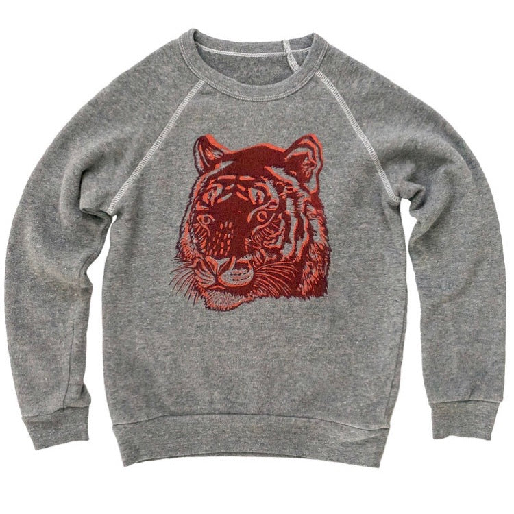 Kids Tiger Sweatshirt