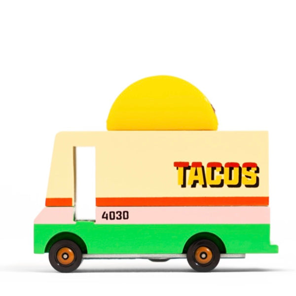 Food Trucks by Candylab Toys
