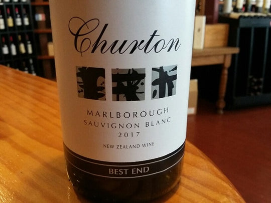 Free In store Tasting Today : Churton 'Best End' Sauvignon