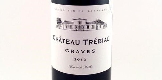 Free Tasting Today: Chateau Trebiac 'Graves' Bordeaux