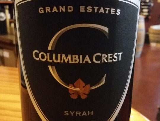 Free Instore Tasting Today : American Syrah