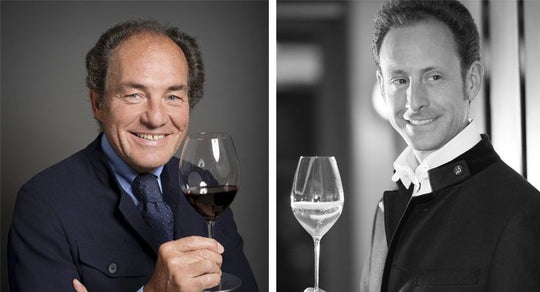 George & Maximilien Riedel - 10th & 11th Generation