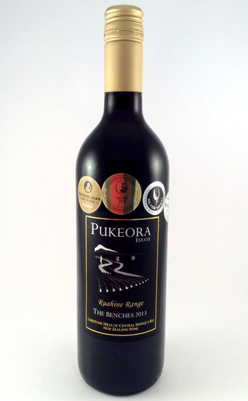 Pukeora The Benches Red-Wineseeker