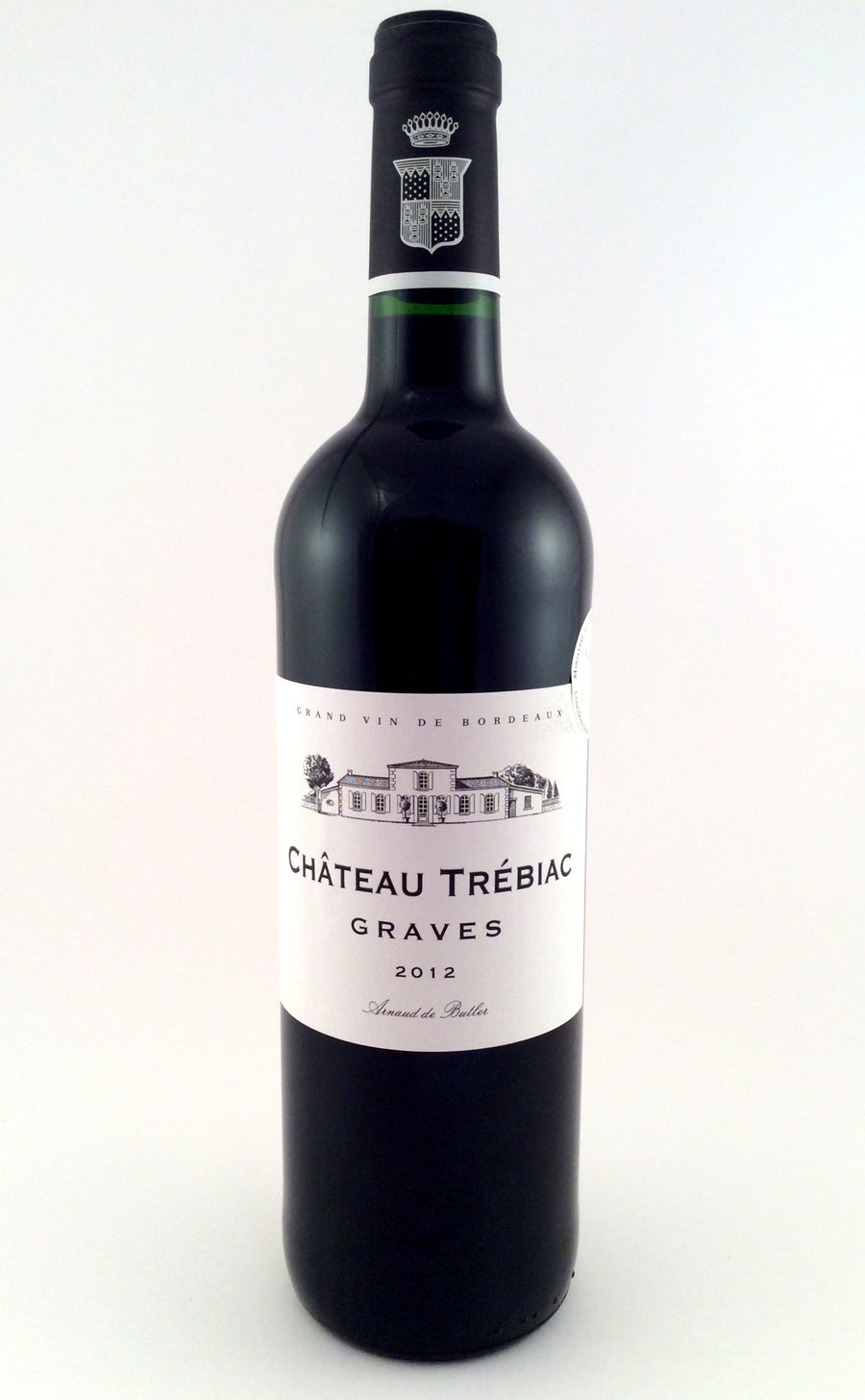 Chateau Trebiac Graves Rouge-Wineseeker
