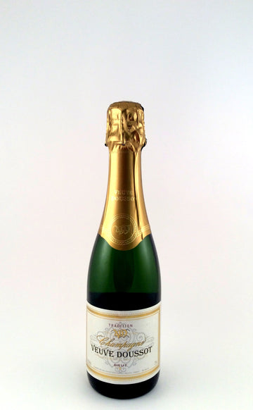 Veuve Doussot Champagne Tradition half-bottle-Wineseeker