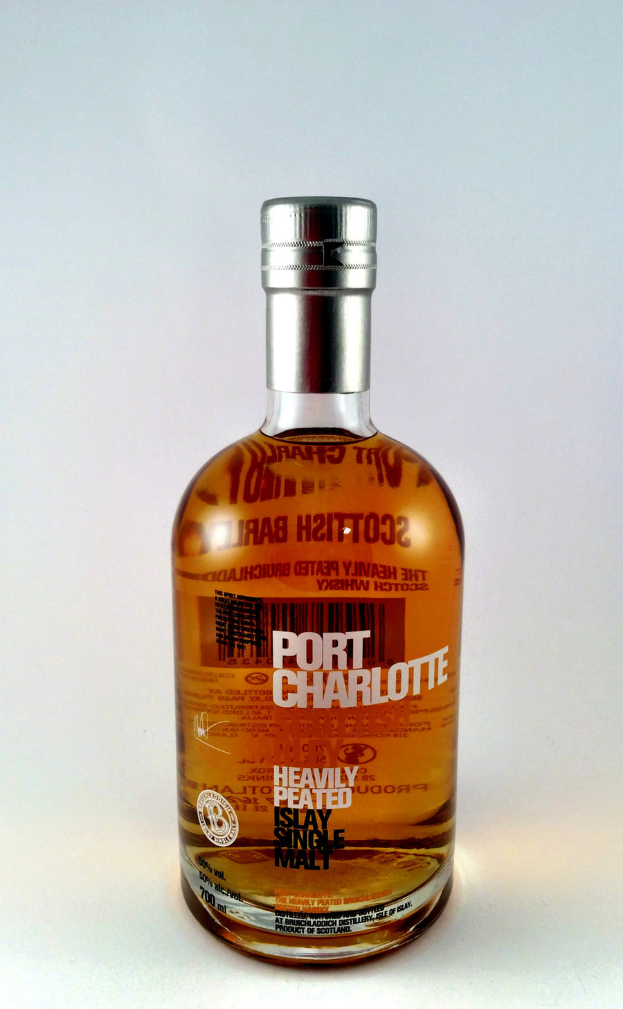 Bruichladdich Port Charlotte Scottish Barley-Whisky-Wineseeker