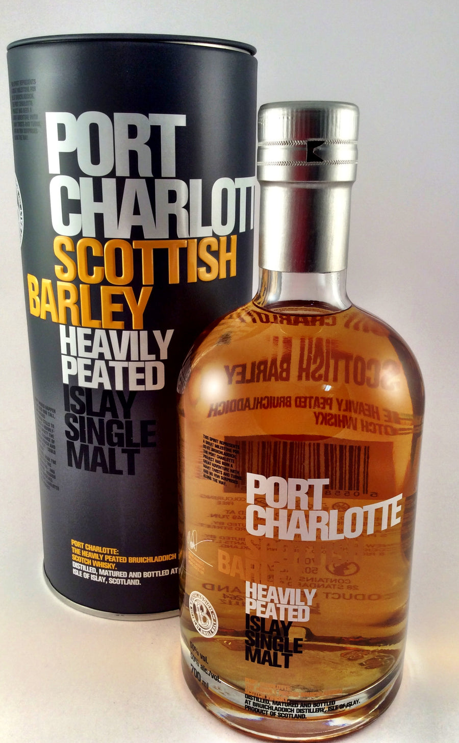 Bruichladdich Port Charlotte Scottish Barley-Whisky-GiftBox-Wineseeker