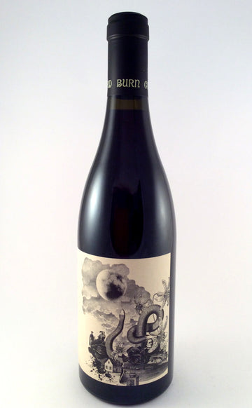 Burn Cottage Pinot Noir Artwork-Wine-Wineseeker