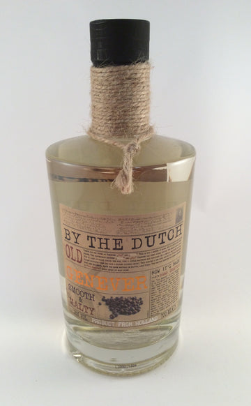 By the Dutch Old Genever-Spirits-Gin