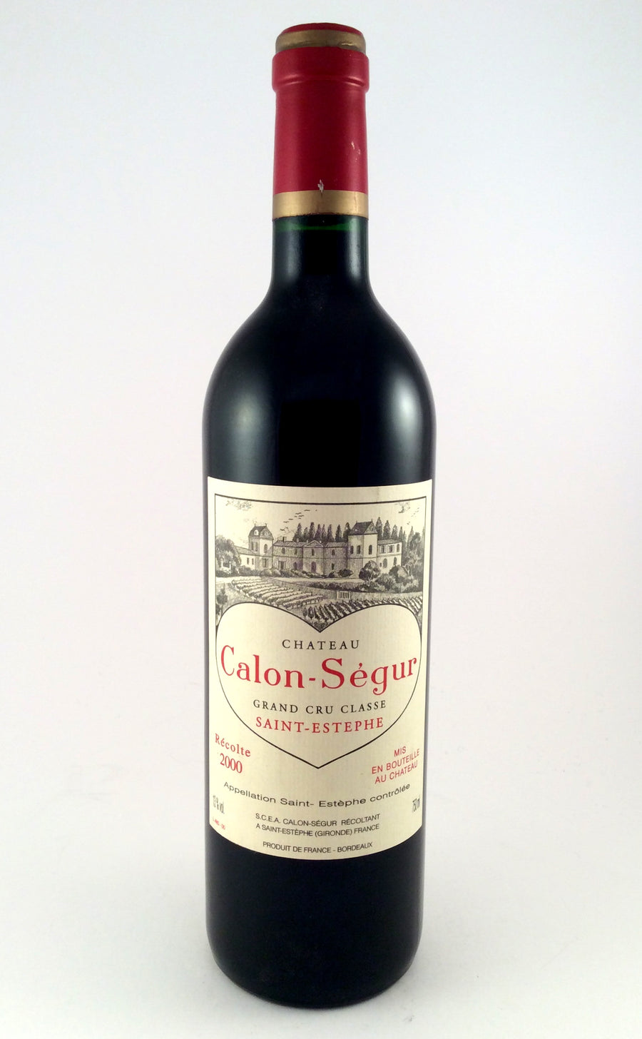 Chateau Calon Segur-Wine-Wineseeker