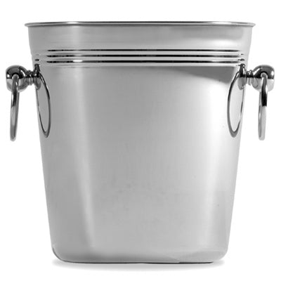 Cantina Classico Stainless Steel Ice Bucket-Glassware & Accessories-Wineseeker