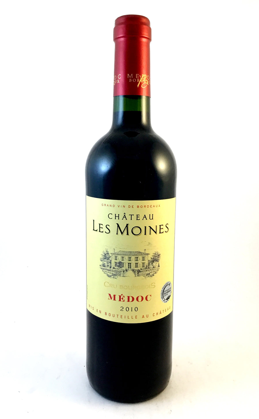 Chateau Les Moines Medoc Cru Bourgeois - Wineseeker