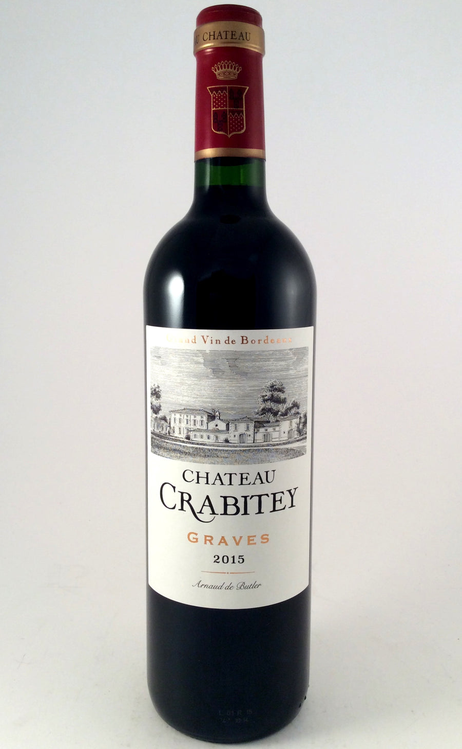 Chateau Crabitey Graves Rouge - Wineseeker