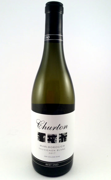 Churton Best End Sauvignon Blanc-Wine-Wineseeker