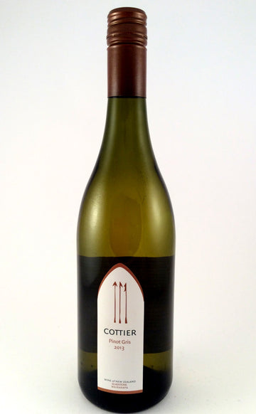 Cottier Pinot Gris - Wineseeker