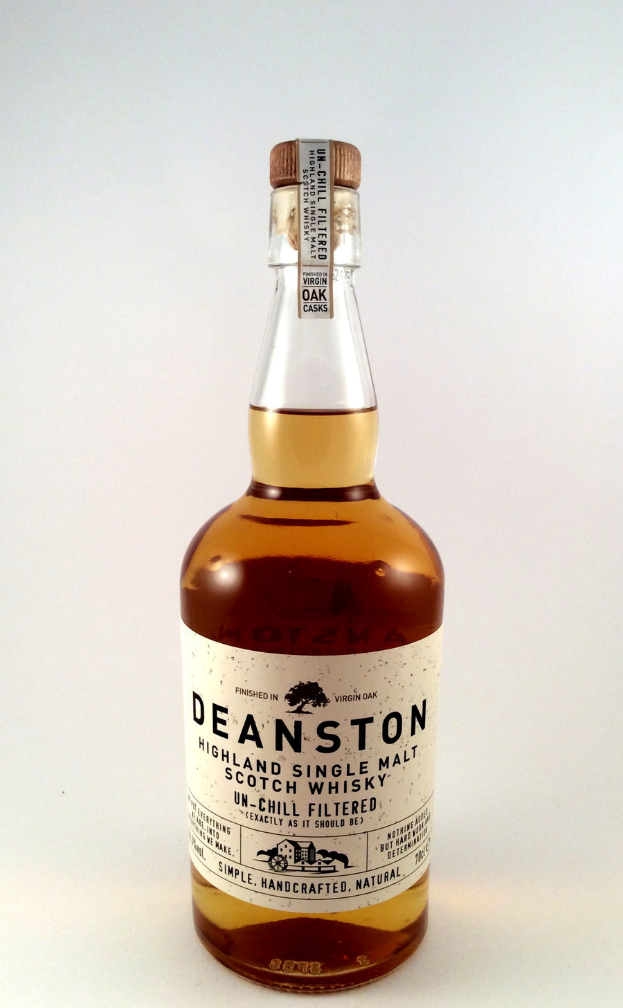 Deanston Virgin Oak - Wineseeker