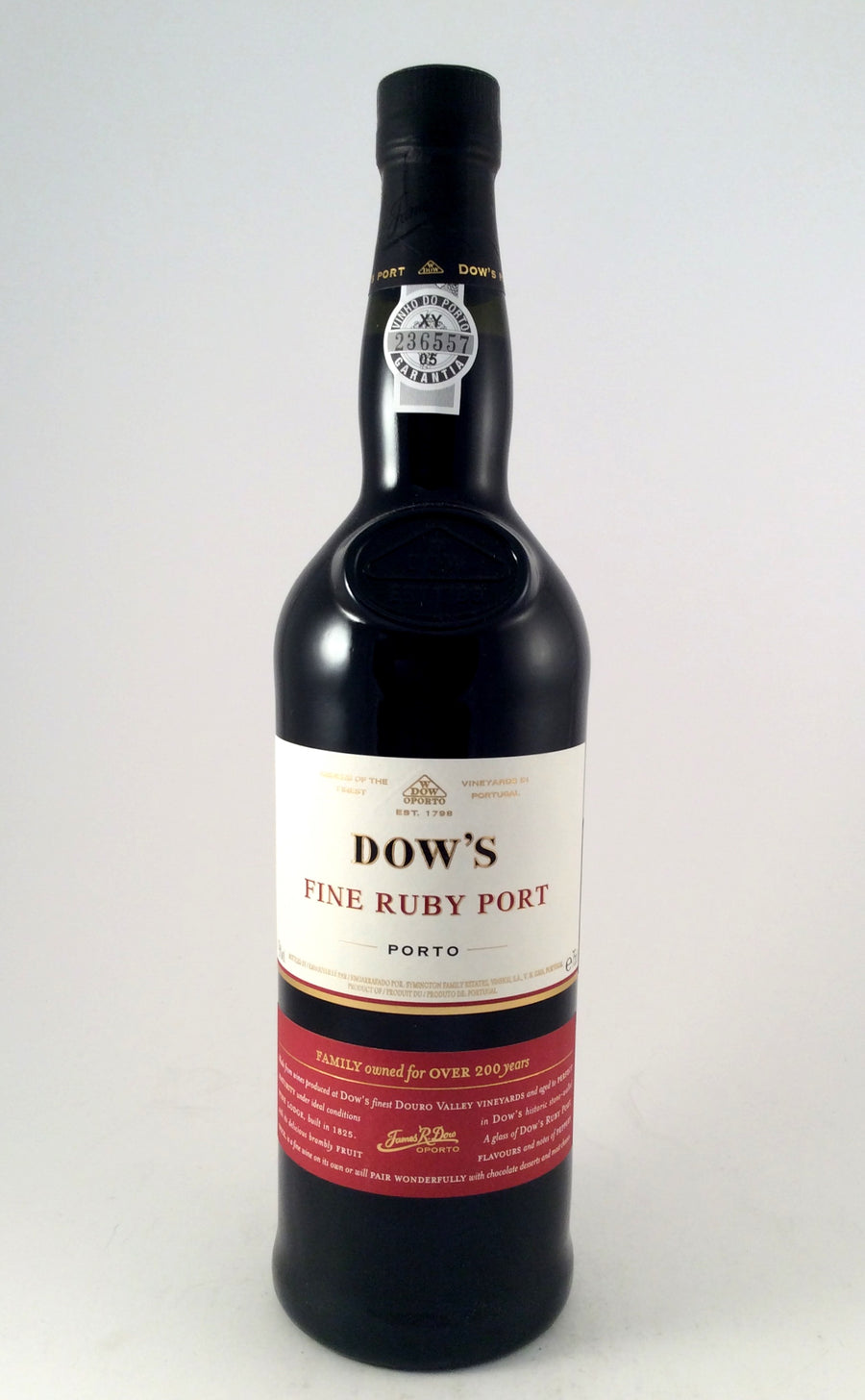 Dows Fine Ruby Port - Wineseeker