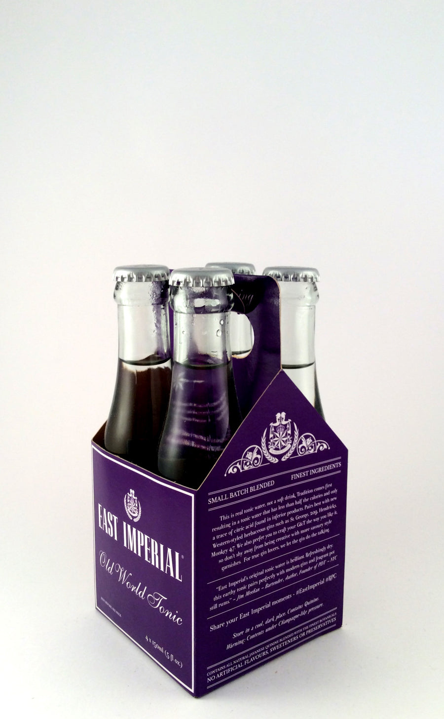 East Imperial Purple Old World Tonic 4 pack-Wineseeker