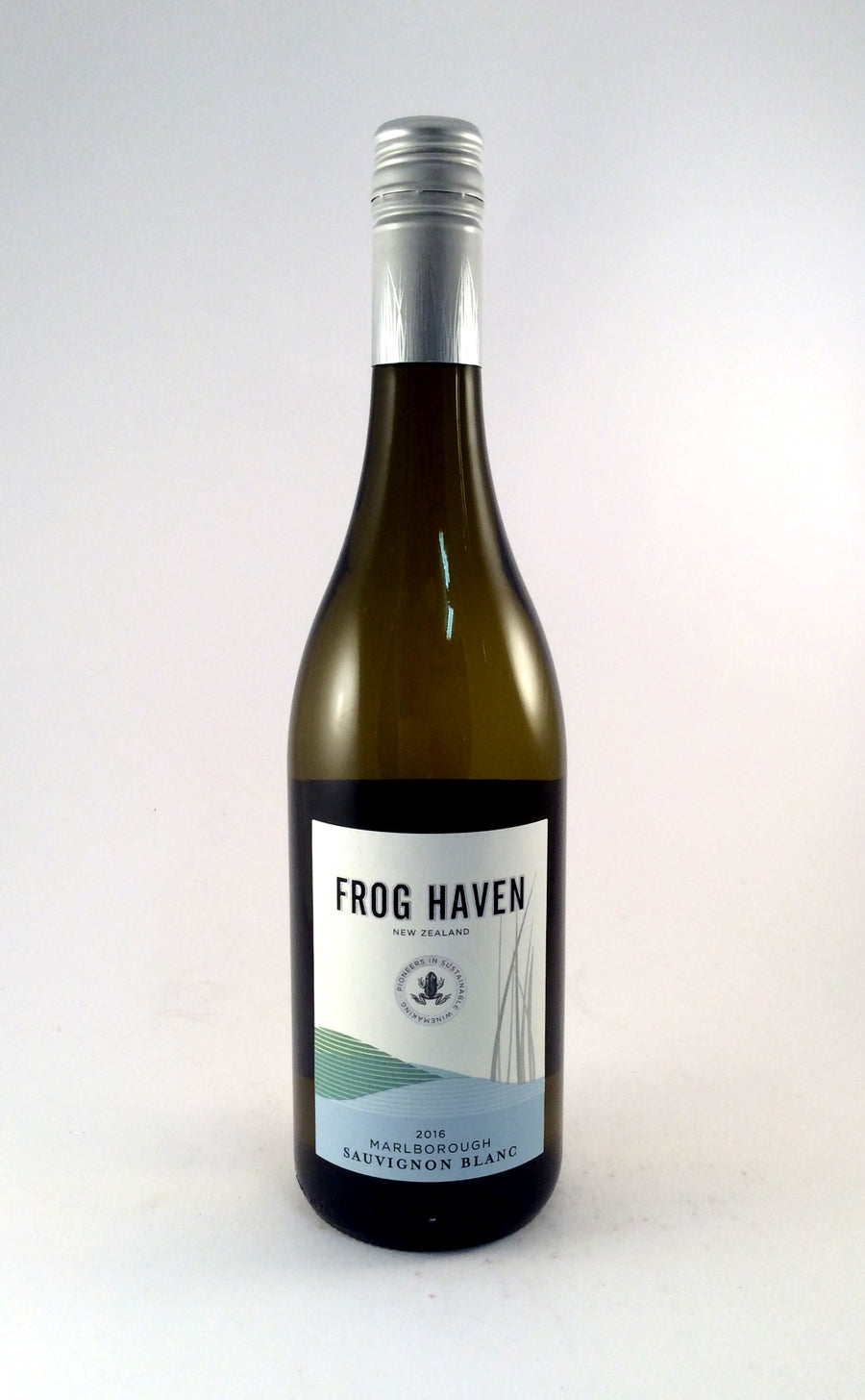 Frog Haven Sauvignon Blanc - Wineseeker