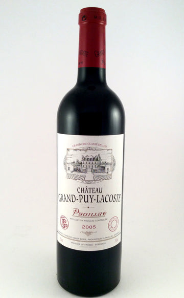 Chateau Grand Puy Lacoste Pauillac-Wine-Wineseeker