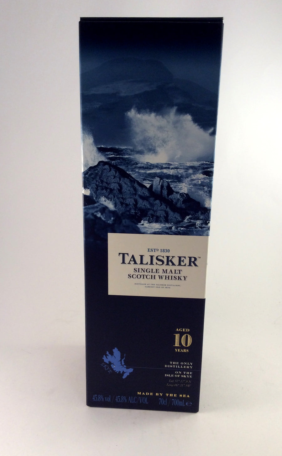 Talisker 10 year old Whisky - Wineseeker