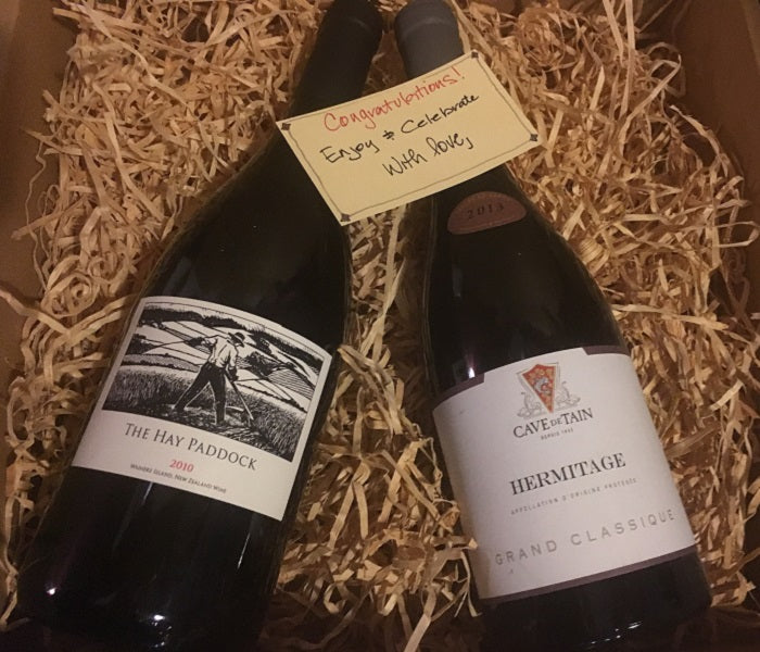 Syrah Gift Pack - New Zealand versus France