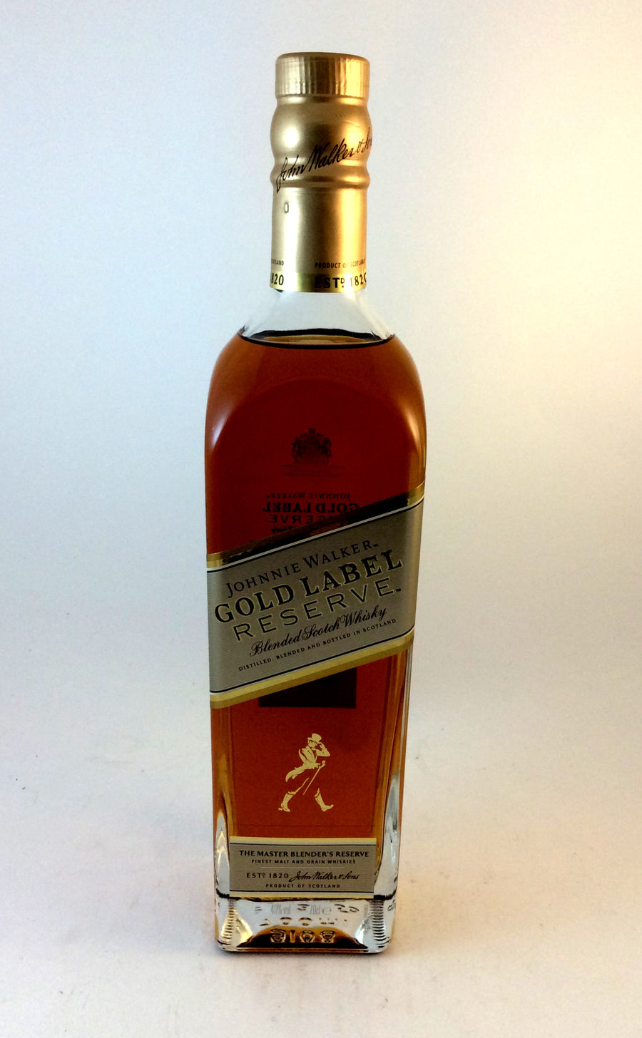 Johnnie Walker Gold Label Reserve - Wineseeker