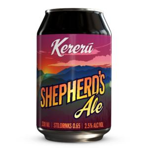 Kereru Shepherds Red Ale - Wineseeker