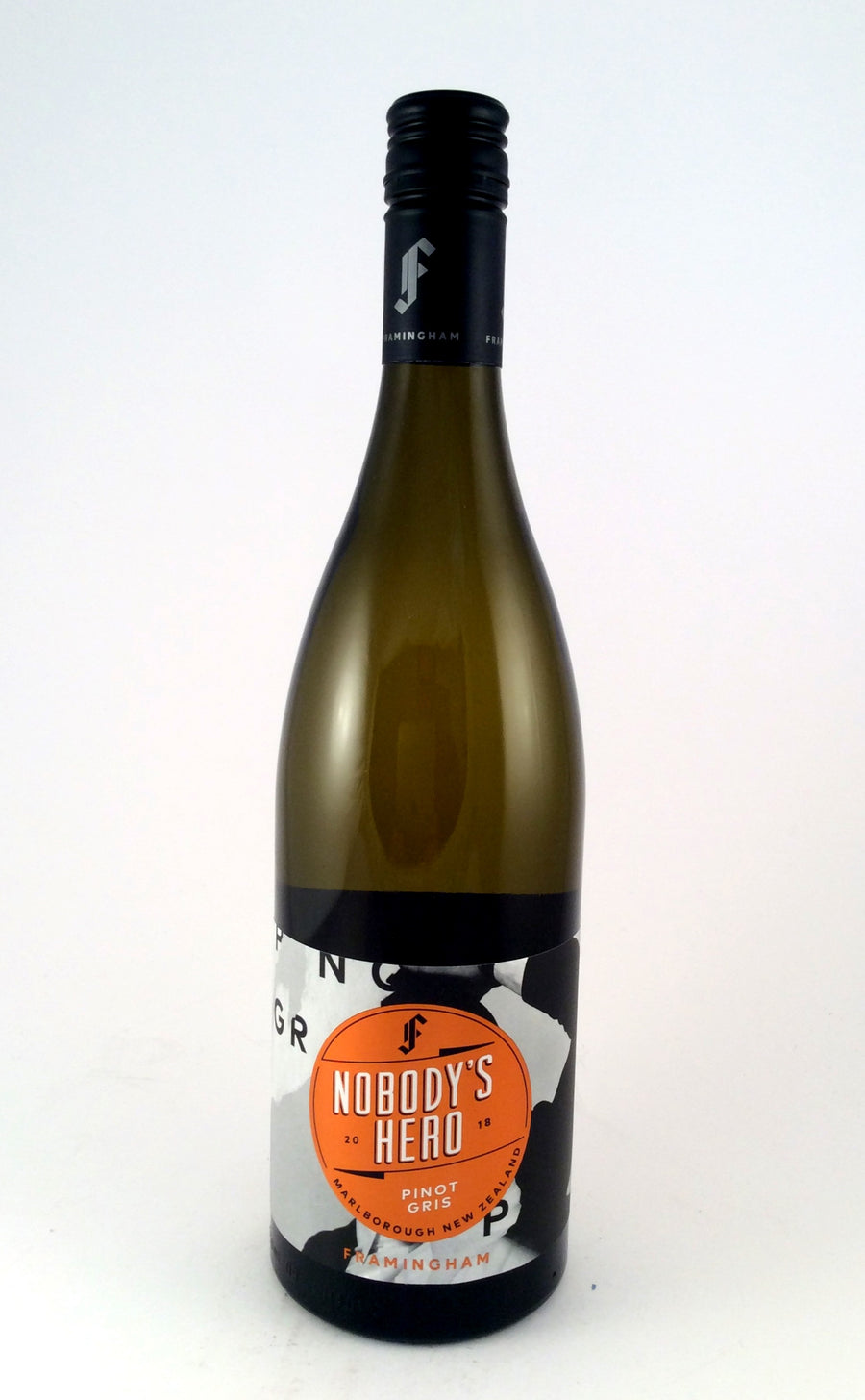 Nobody's Hero Pinot Gris - Wineseeker