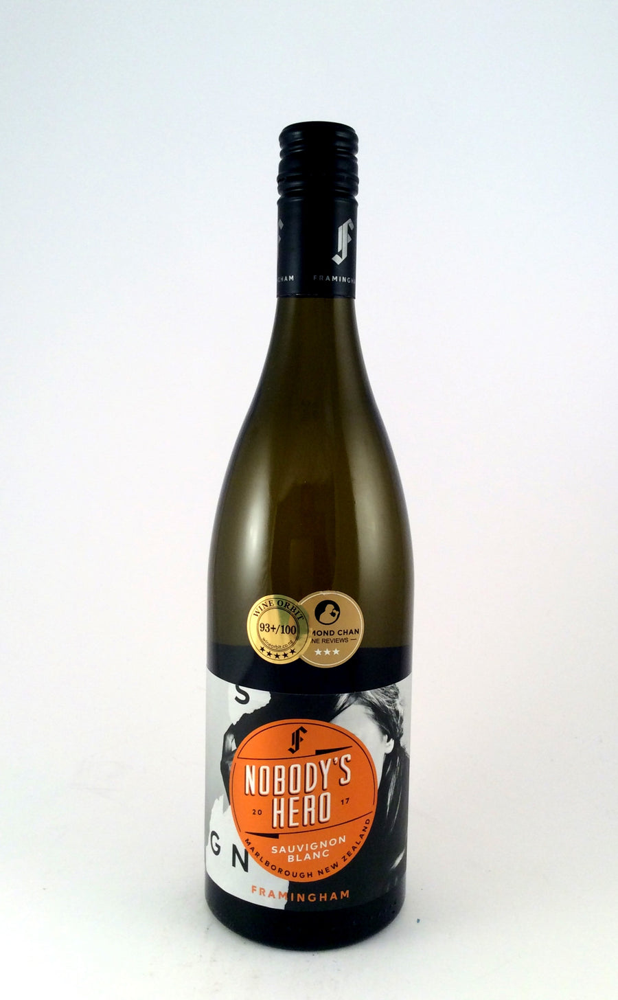 Nobody's Hero Sauvignon Blanc-Wine-Wineseeker
