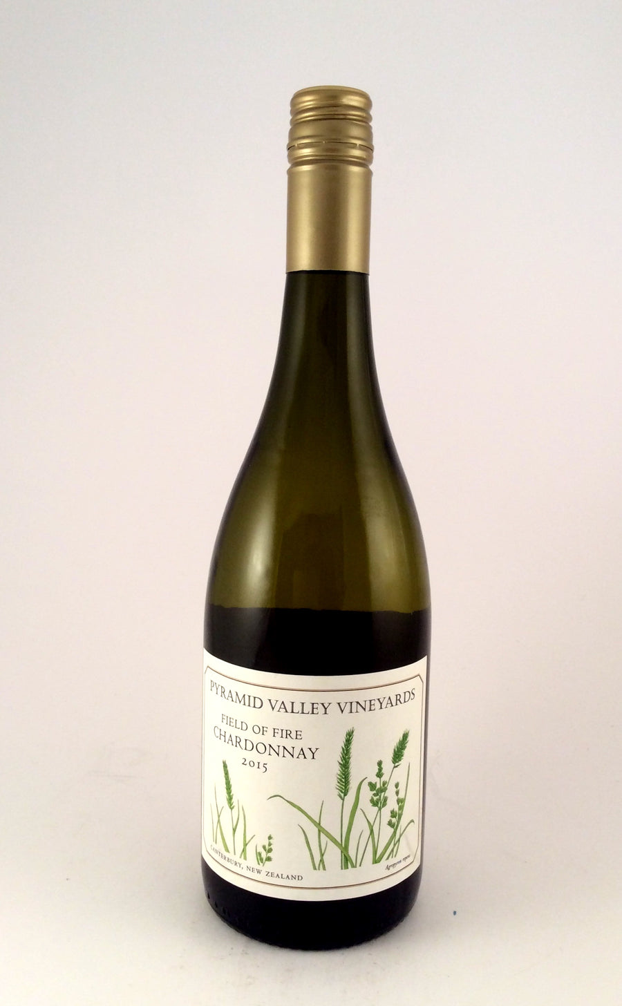 Pyramid Valley Field of Fire Chardonnay-Wine-Wineseeker