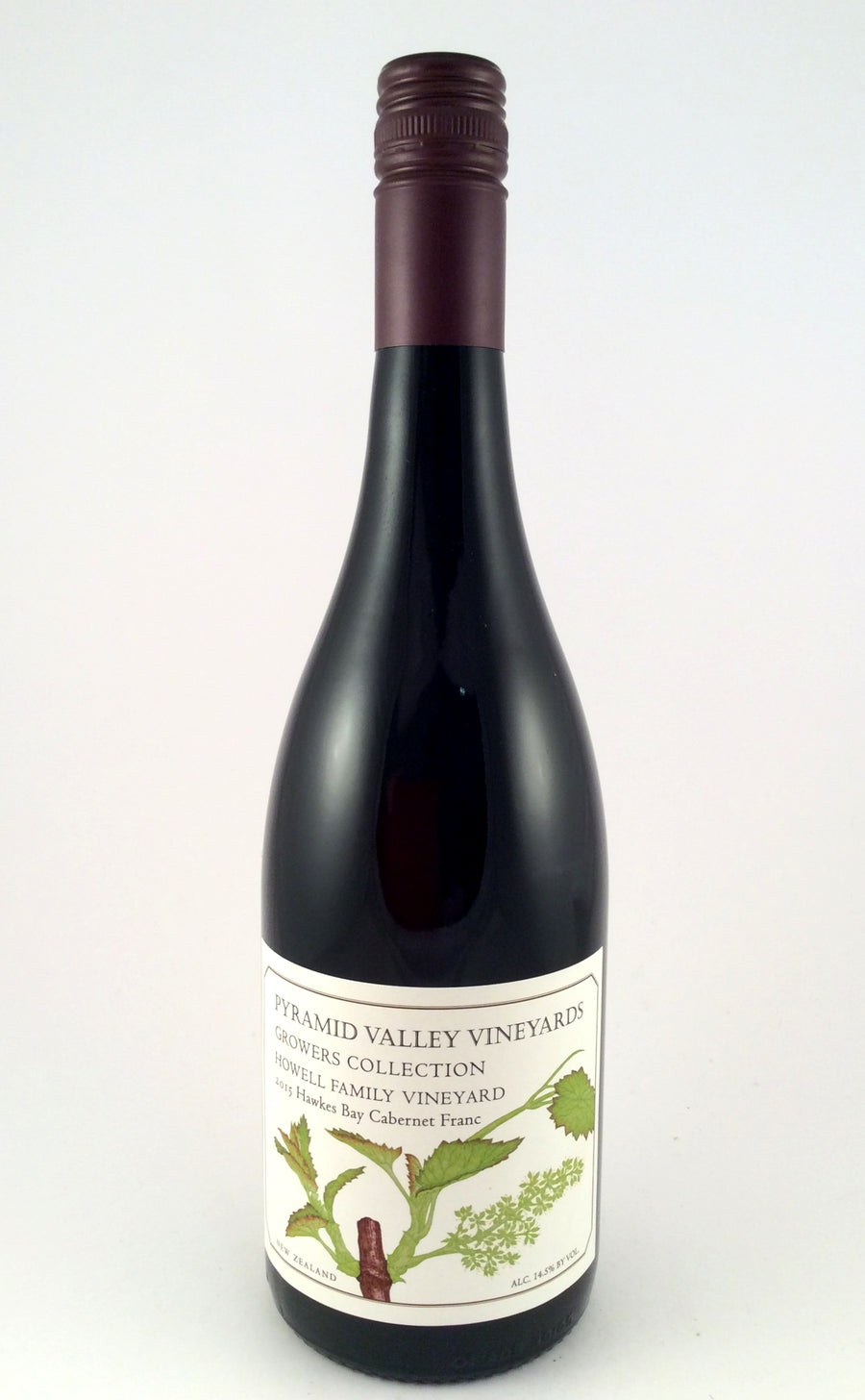Pyramid Valley Growers Collection Howell Cabernet Franc-Wine-Wineseeker