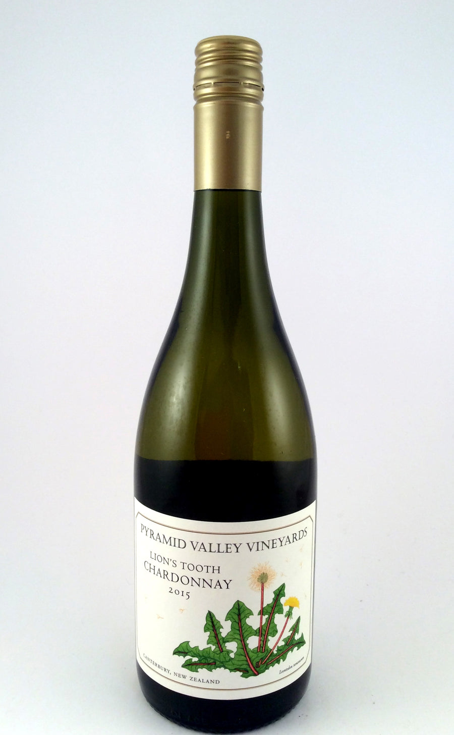 Pyramid Valley 'Lion's Tooth' Chardonnay - Wineseeker