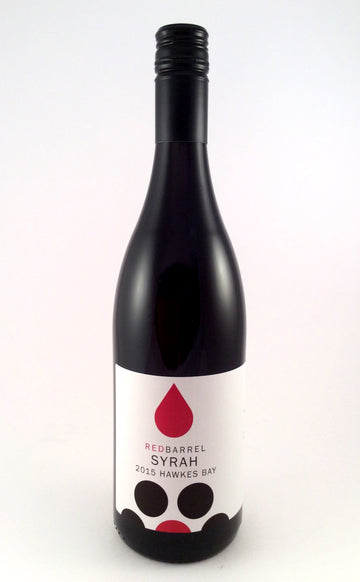 Red Barrel Syrah-Wine-Wineseeker