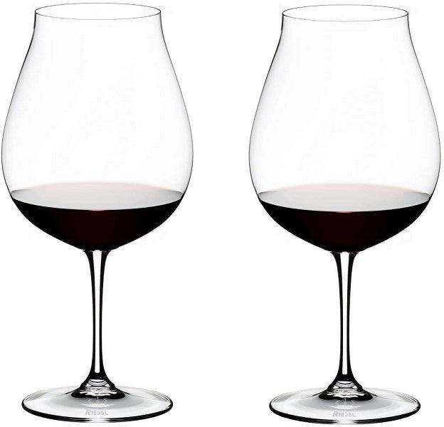 Riedel Vinum New World Pinot Noir Glass Pair - Wineseeker