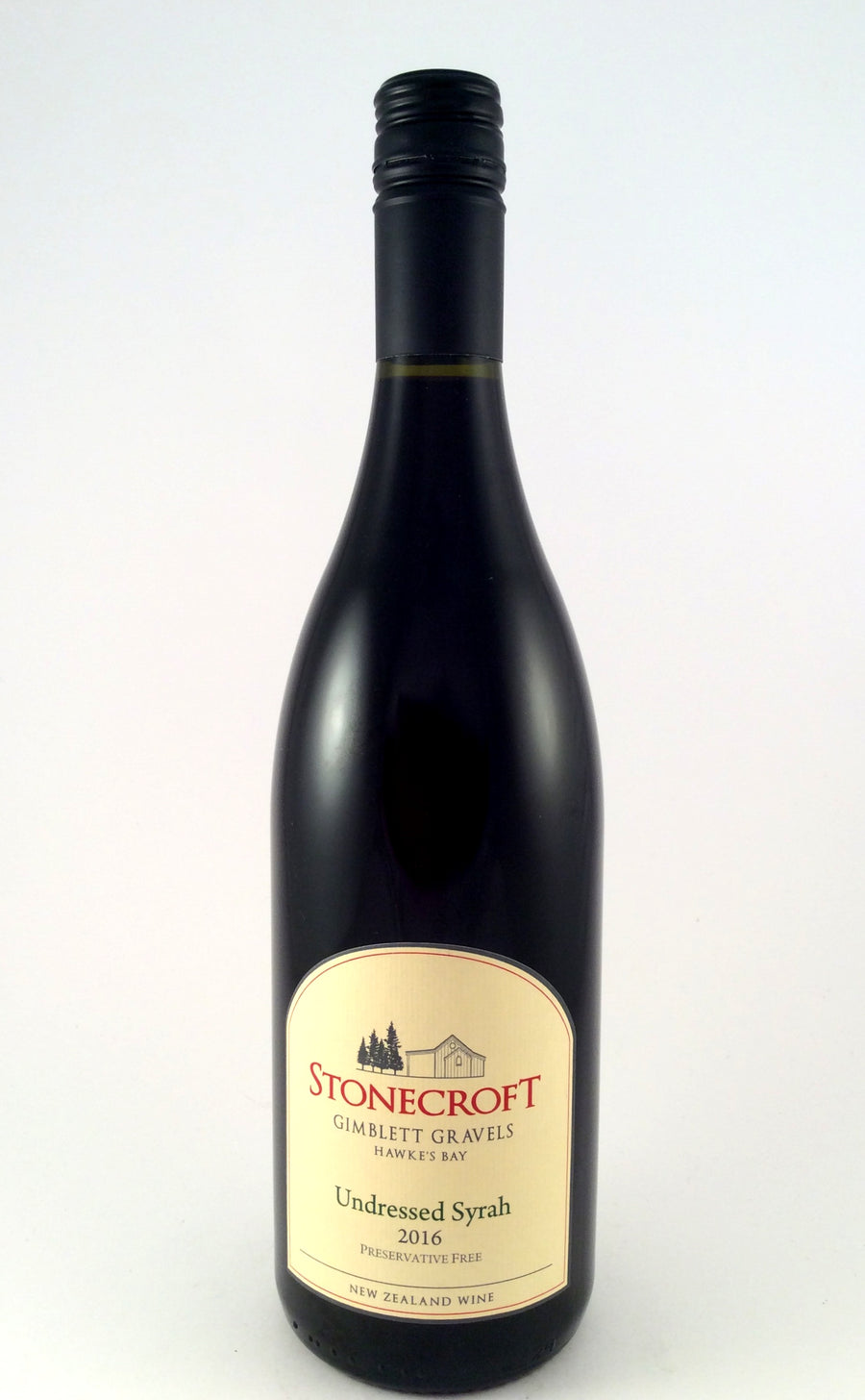 Stonecroft Undressed Syrah-Wineseeker