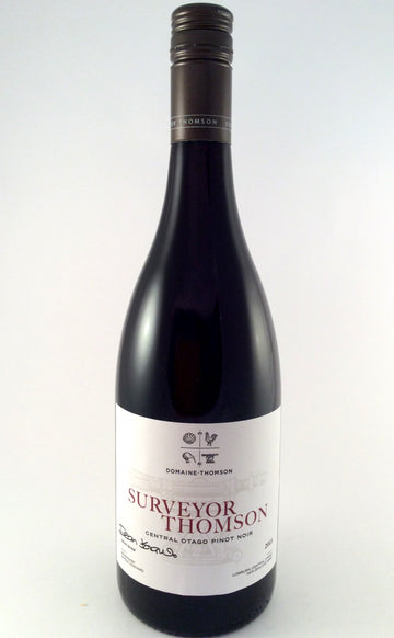 Surveyor Thomson Pinot Noir-Wine-Wineseeker