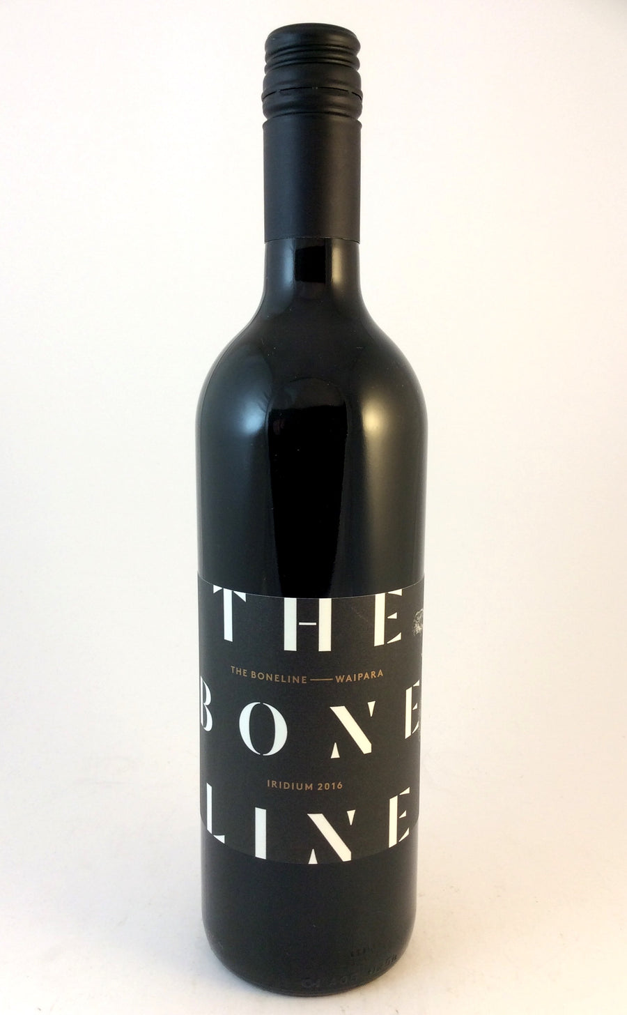The Boneline Iridium Cabernet Merlot