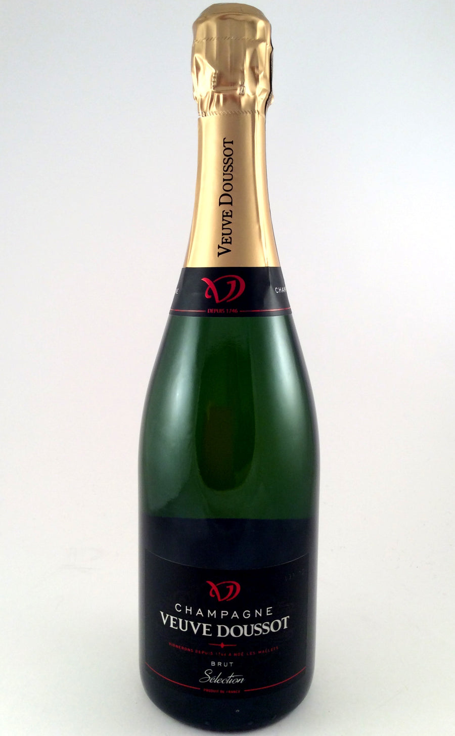 Veuve Doussot Champagne Brut Selection NV - Case of 6-Wine-Wineseeker