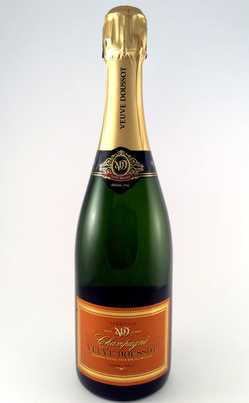Veuve Doussot Champagne Tradition Demi-Sec-Wine-Wineseeker